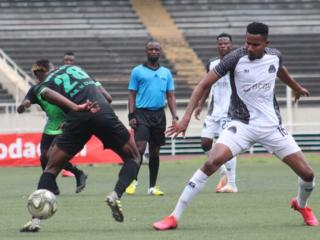 V.club vs Mazembe